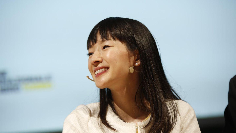 Die japanische Aufräum-Queen Marie Kondo
