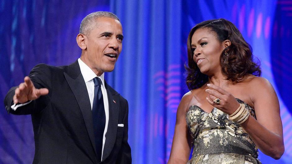 Barack und Michelle Obama produzieren nun Serien und Spielfilme für Netflix