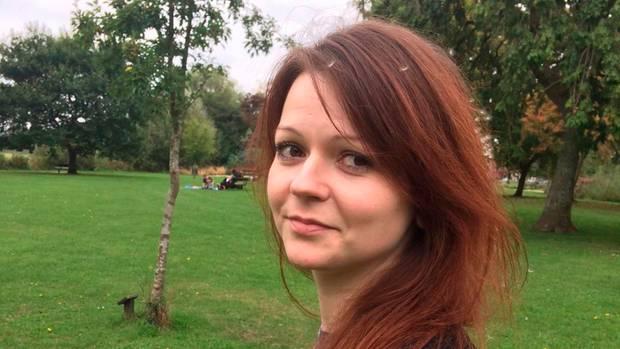 """Julia Skripal spricht über """"schmerzhafte"""" Genesung - und denkt über Rückkehr nach Russland nach"""