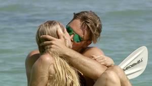 """Bei Svenja und Johannes geht es in der dritten Folge von """"Bachelor in Paradise"""" zur Sache"""