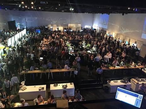 Silicon Wadi - Tel Aviv Ecomotion Kongress 2018 - mehr als 2.500 Teilnehmer