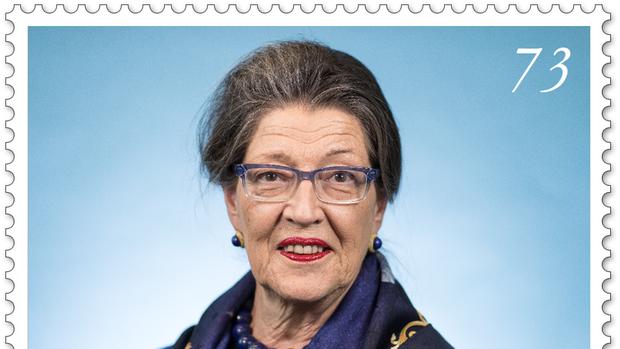 Mit 73 Jahren zu alt für den Briefmarken-Beirat: AfD-Politikerin Franziska Gminder