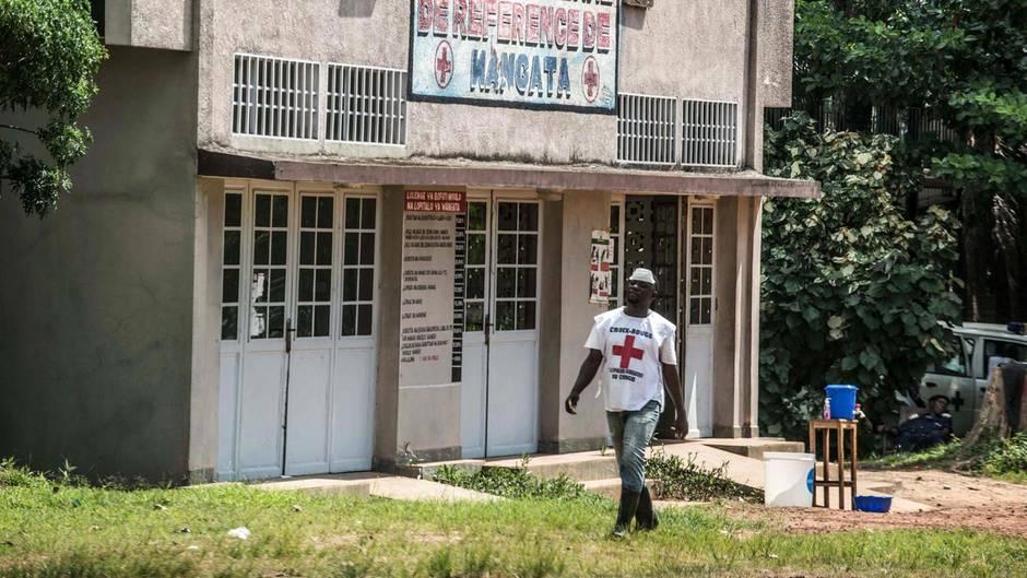Tödliche Krankheit: Inzwischen neun Ebola-Tote im Kongo
