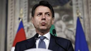 Giuseppe Conte, designierter Regierungschef Italiens
