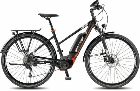 warentester das sind die besten trekking e bikes. Black Bedroom Furniture Sets. Home Design Ideas