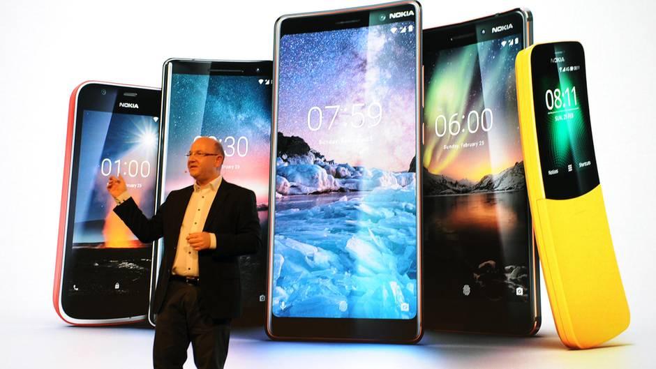 HMD Global Nokia Florian Seiche