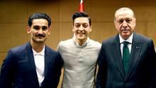 Mesut Özil Erdogan