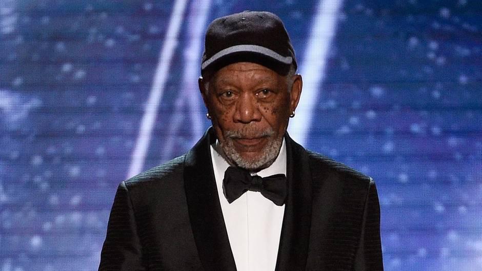 Belästigung am Filmset: Vorwürfe gegen Schauspieler Morgan Freeman | Stars
