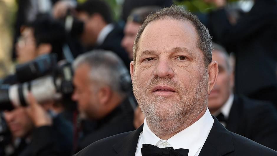 US-Medien: Verhaftung von Harvey Weinstein steht bevor