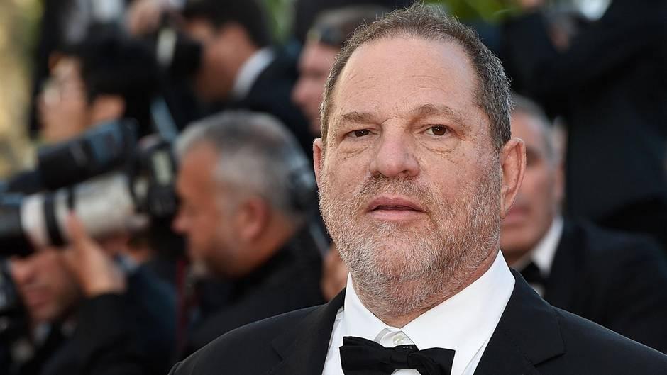 Wegen mutmaßlicher sexueller Übergriffe: Harvey Weinstein soll offenbar verhaftet werden