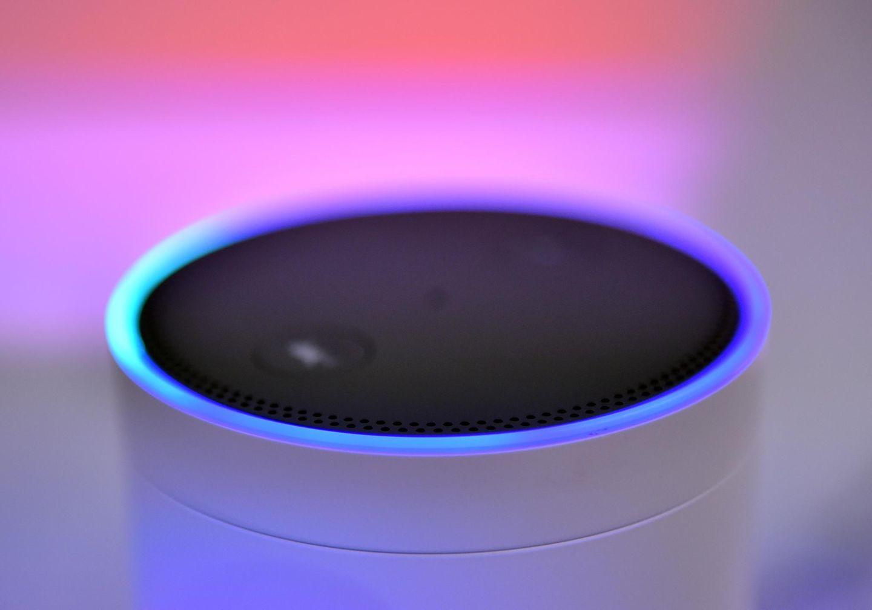 Der Lautsprecher Amazon Echo - Alexa Voice Service