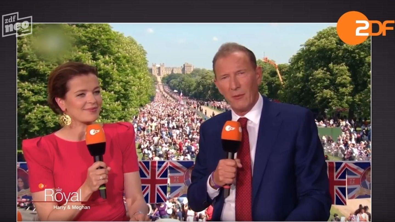 Jan Böhmermann macht sich über die ZDF-Berichterstattung lustig