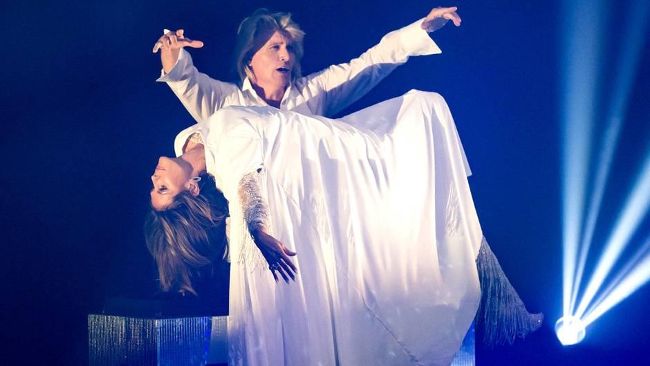 Heidi klum im gntm finale: wenigstens hat sie nicht gesungen stern.de