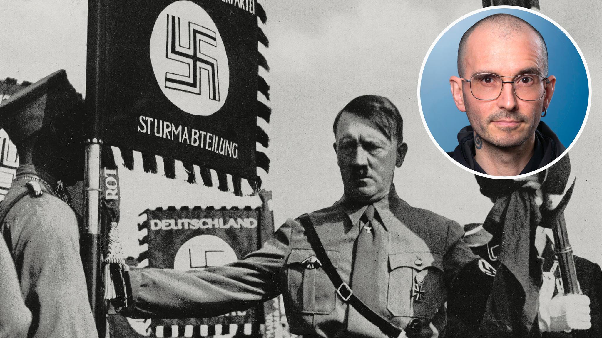 Kriminalbiologe Mark Benecke Hitler Ist Tot Oder Läuft Ohne Kiefer