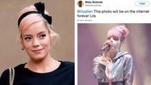 No Shame: Lily Allen lässt sich nicht runterkriegen