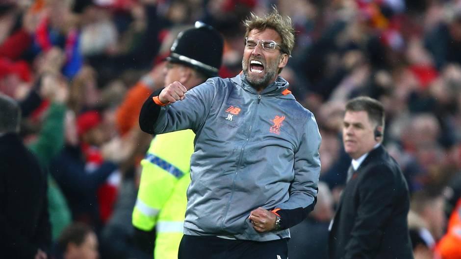 Jürgen Klopp FC Liverpool