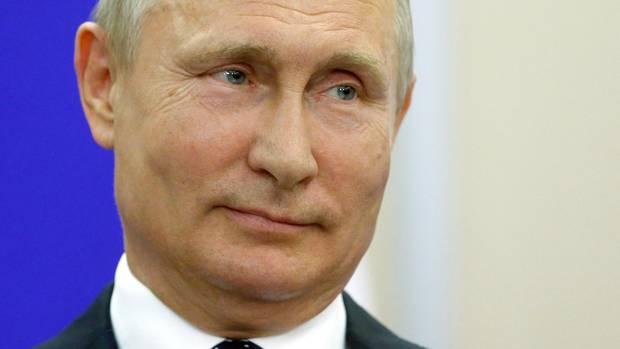 """""""Erinnern Sie sich an das letzte Mal"""": Wladimir Putin deutet Präsidentschaftspläne für 2024 an"""