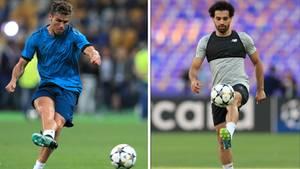 Madrid gegen Liverpool, Ronaldo gegen Salah