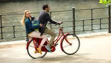 Man braucht nicht unbedingt das sportlichste Rad, um damit glücklich zu sein.