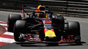 Daniel Ricciardo Monte Carlo