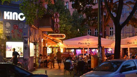 Keine Sperrstunde in Berlin-Friedrichshain