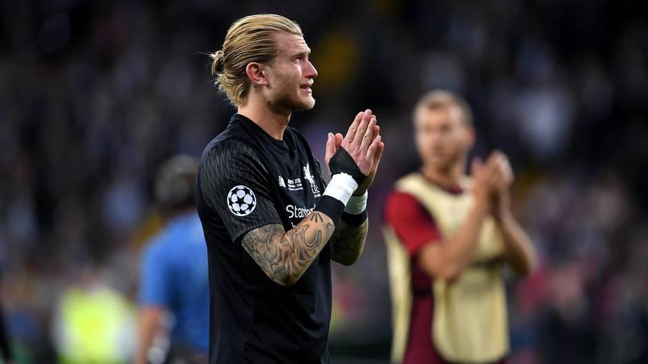 Real Madrid Horror Abend Fur Liverpools Deutschen Keeper