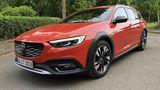 Der Opel Insignia Country Tourer kostet in der getesteten Variante immerhin 59.940 Euro