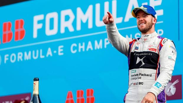 3. Platz beim Paris ePrix: Sam Bird