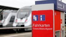 Mit Fahrkarten zum Super-Sparpreis ab 19,90 Eurowill die Bahn im Fernverkehr mehr Kunden gewinnen.