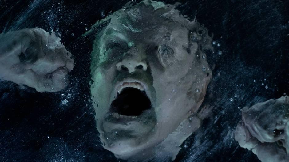 Im ewigen Eis wartet ein kalter Tod.