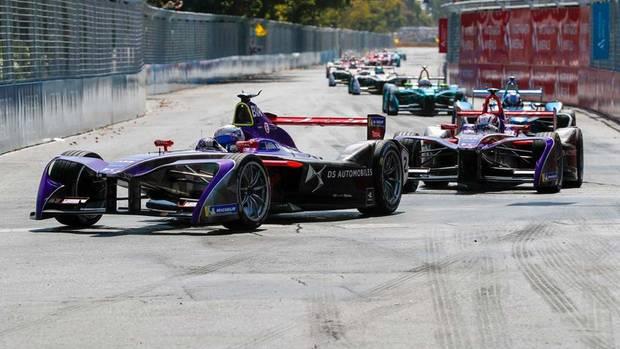 Seit 3 Jahren ganz vorne dabei: DS Virgin Racing