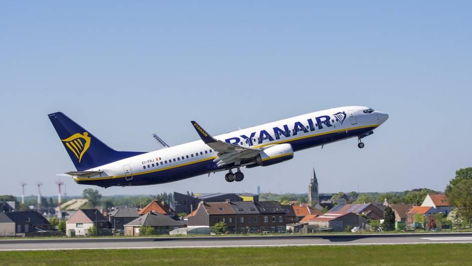 Drohende Streiks bei Ryanair