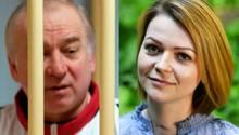 Sergej und Julia Skripal