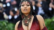 Flirt zwischen Eminem und Nicki Minaj: Nicki Minaj auf der MET-Gala