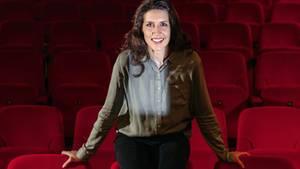 """Gegen Stuttgart 21: Christine Prayon aus der """"Heute-Show"""" im Interview"""