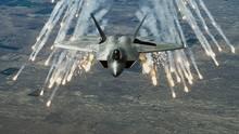 Die Luftüberlegenheit der USA beruht darauf, dass Jets wie die F-22 nicht vom Gegner aufgespürt werden können.