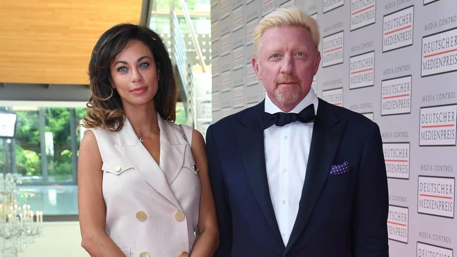 Boris Becker bedankt sich - Lilly ist empört