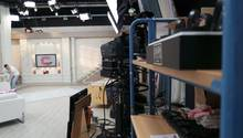 Im QVC-Studio