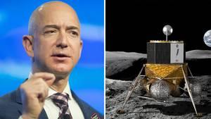 Jeff Bezos will zum Mond