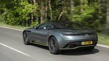 Aston Martin DB11 AMR - elegant und modern auch von hinten
