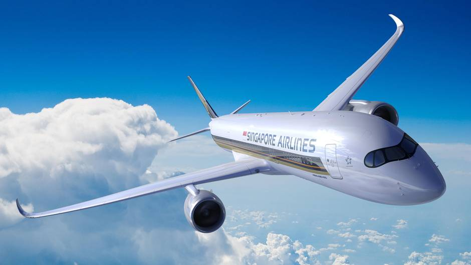 Singapore Airlines planen Rekordflug: Fast 19 Stunden über den Wolken | Welt
