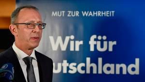 Sachsens AfD-Landeschef Jörg Urban