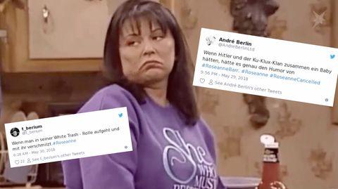 Roseanne: Das sagt das Netz zur rassistischen Äußerung