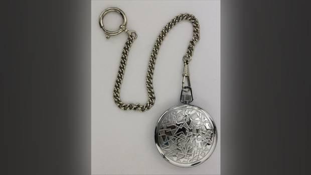 Taschenuhr von Wilhelm Rettberg - Angler-Mord in Nienburg