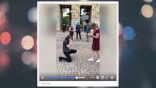 Jessa Gillaspie und Becky McCabe auf Facebook