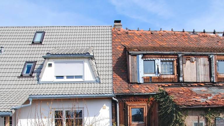 Neue Studie: Wer reiche Nachbarn hat, geht eher pleite