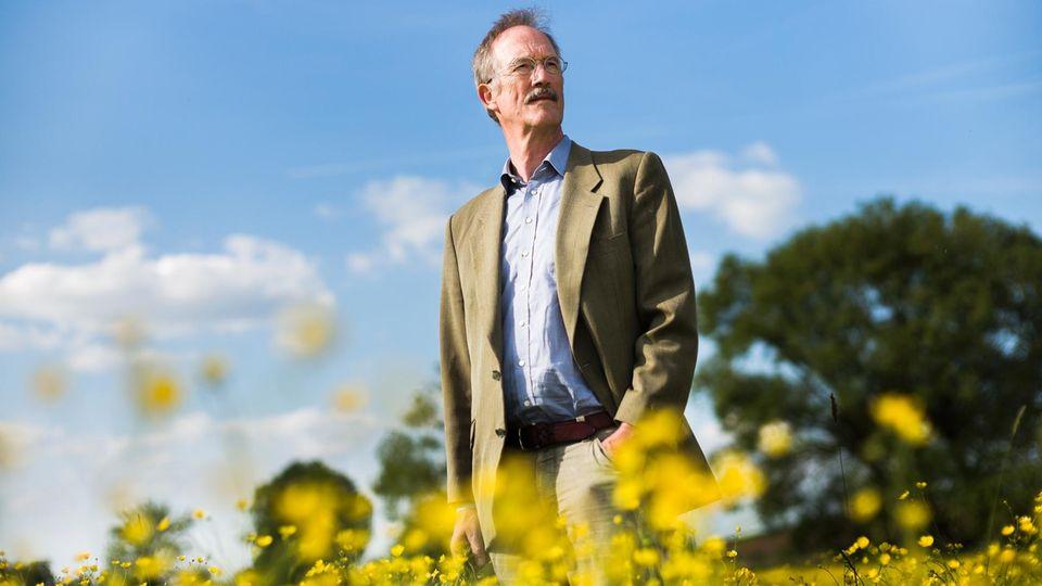 Felix Prinz zu Löwenstein wollte seine Felder nicht länger vergiften, er wurde Biobauer