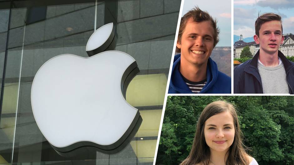 Drei deutsche Nachwuchs-Programmierer sprechen über den derzeit wertvollsten Konzern der Welt - Apple.