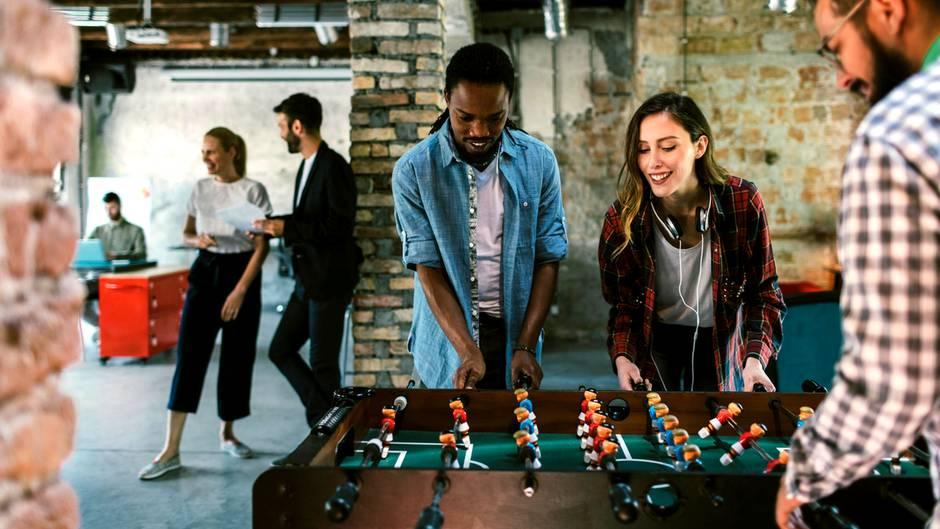 Spaß bei der Arbeit: Wie viel tut uns gut?