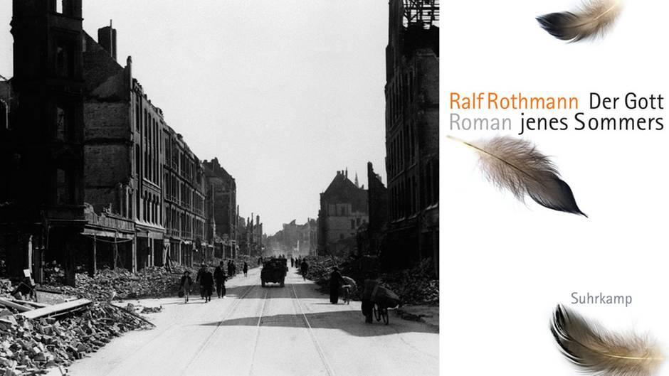 """Ralf Rothmann: """"Der Gott jenes Sommers"""""""